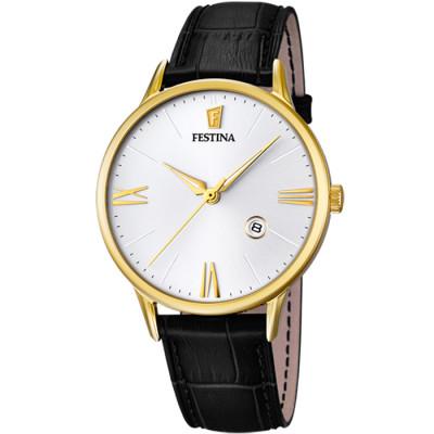 FESTINA RETRO  42MM MEN`S WATCH F16825/1