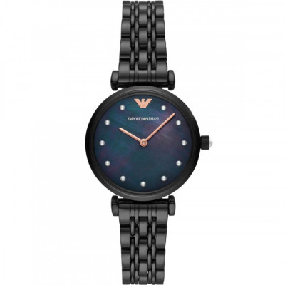 EMPORIO ARMANI GIANNI T-BAR 32MM LADIES WATCH AR11268