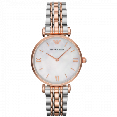 EMPORIO ARMANI GIANNI T-BAR LADY 32MM AR1683