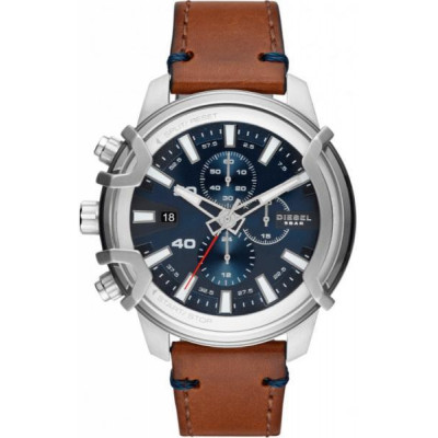 DIESEL GRIFFED 46MM MEN'S WATCH DZ4518