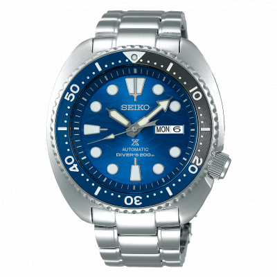 SEIKO PROSPEX SAVE THE OCEAN AUTOMATIC 45MM MEN'S WATCH SRPD21K1