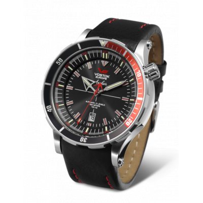 VOSTOK EUROPE ANCHAR AUTOMATIC 48.7MM MEN'S WATCH  NH35A-5105141