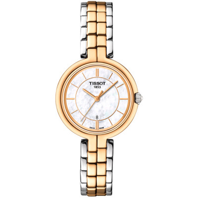 TISSOT FLAMINGO 30MM LADIES WATCH T094.210.22.111.00