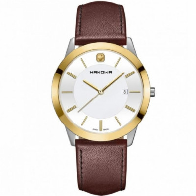 HANOWA ELEMENTS 42 MM MEN'S WATCH 16-4042.55.001