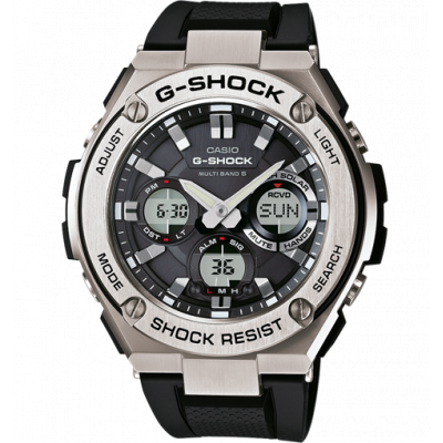 CASIO G-SHOCK WAVECEPTOR SOLAR GST-W110-1AER