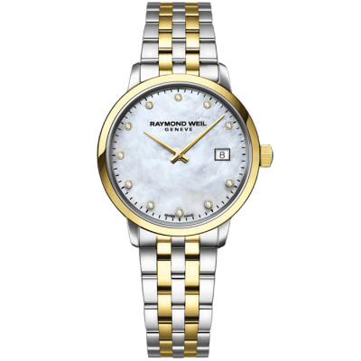 RAYMOND WEIL TOCCATA 29MM LADIES WATCH 5385-STP-97081