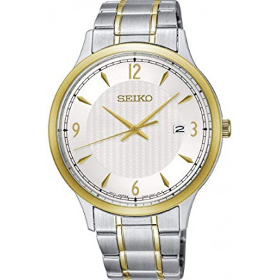 SEIKO CLASSIC 40.4MM MEN'S WATCH SGEH82P1