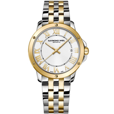 RAYMOND WEIL TANGO 39MM MEN'S  WATCH 5591-STP-00308