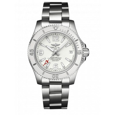BREITLING SUPEROCEAN AUTOMATIC 36 LADY'S WATCH A17316D21A1A1