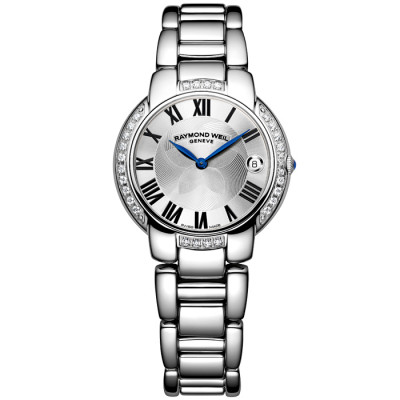 RAYMOND WEIL JASMINE QUARTZ 35MM LADIES WATCH 5235-STS-01659