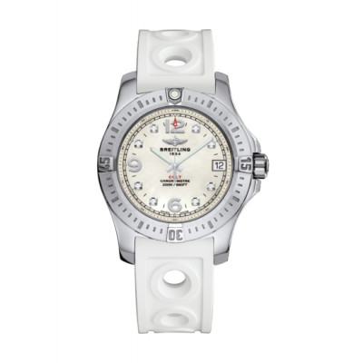 BREITLING  COLT 36  LADY  SUPER QUARTZ   A7438911