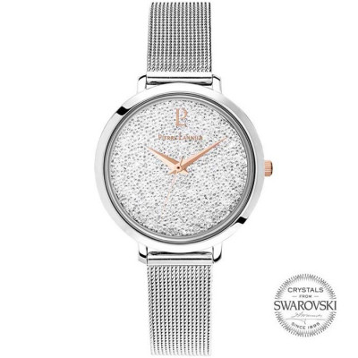 PIERRE LANNIER ELEGANCE CRISTAL 36MM LADY'S WATCH 107J608