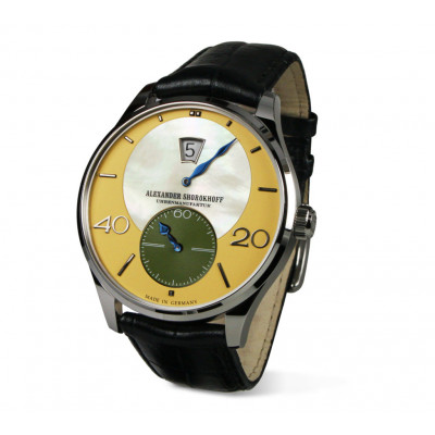 ALEXANDER SHOROKHOFF CROSSING AUTOMATIC 43.5MM MEN'S WATCH LIMITED EDITION25 PIECES AS.JH01-2