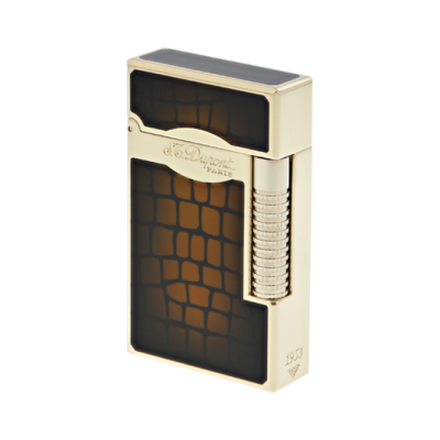 ЗАПАЛКА S.T.DUPONT LE GRAND COLLECTION CROCO DANDY 23024