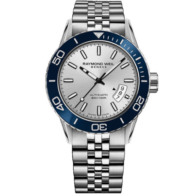 RAYMOND WEIL FREELANCER AUTOMATIC 42MM MEN'S WATCH 2760-ST4-65001