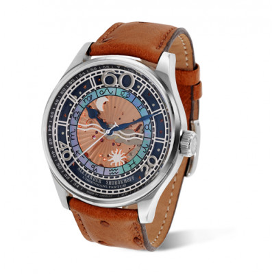 ALEXANDER SHOROKHOFF  BABYLONIAN I MANUAL 46.5MM  MEN'S WATCH LIMITED EDITION  500PIECES AS.BYL01