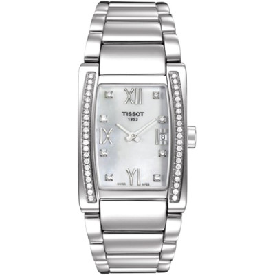 TISSOT GENEROSI-T 27.5MM LADY'S WATCH T007.309.11.116.01