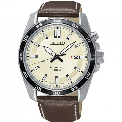 SEIKO KINETIC 42.5MM MEN'S WATCH  SKA787P1