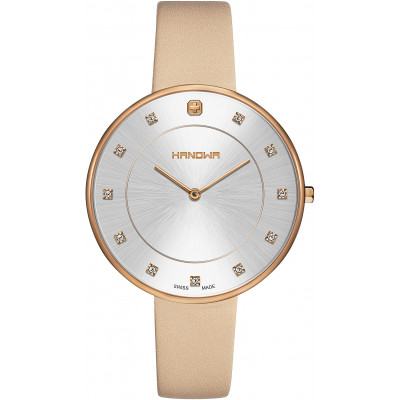 HANOWA GLAMOUR 41 MM LADY`S WATCH 16-6054.09.001