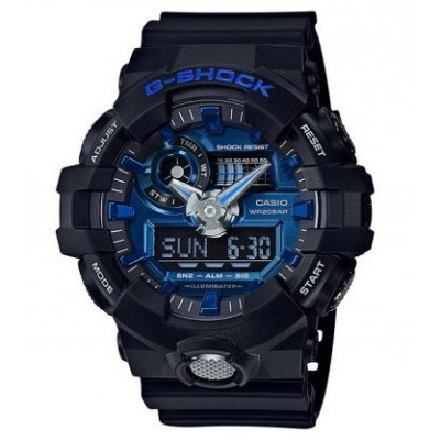 CASIO G- SHOCK GA-710-1A2ER