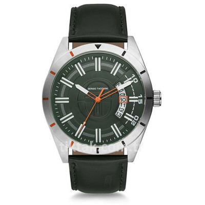 SERGIO TACCHINI ARCHIVIO 45MM MEN`S WATCH ST.8.111.07