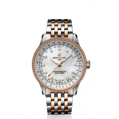 BREITLING NAVITIMER AUTOMATIC 35 LADIES WATCH U17395211A1U1