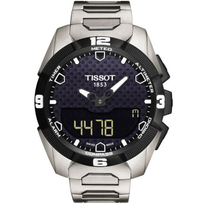 TISSOT T-TOUCH EXPERT SOLAR 45MM MEN'S WATCH T091.420.44.051.00