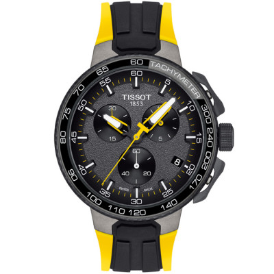 TISSOT T-RACE CYCLING TOUR DE FRANCE 44.5MM MEN'S WATCH T111.417.37.441.00