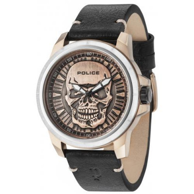 POLICE REAPER 50 MM MEN'S WATCH PL.14385JSTR/62