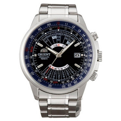 ORIENT MULTI-YEAR CALENDAR 44 MM MEN'S WATCH FEU07008DX