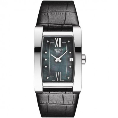 TISSOT GENEROSI-T 27.5 x 24 MM LADY'S WATCH T105.309.16.126.00