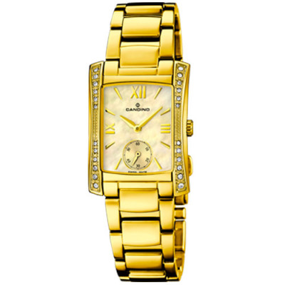 CANDINO D-LIGHT 26X26.5MM LADIES WATCH  C4555/2