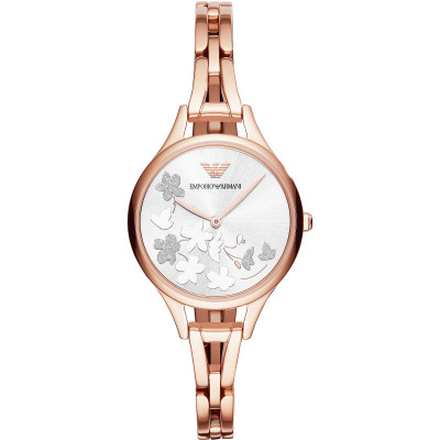 EMPORIO ARMANI AURORA 32MM LADIES WATCH AR11108