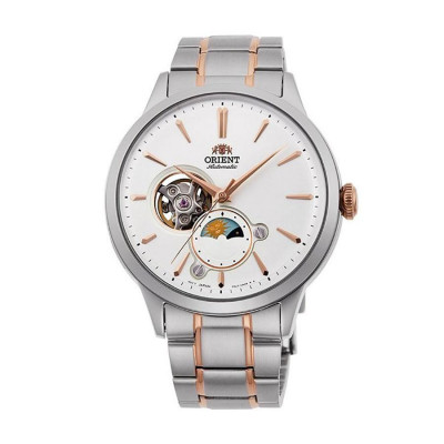 ORIENT CLASSIC AUTOMATIC OPEN HEART 42MM MEN'S WATCH RA-AS0101S