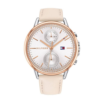 TOMMY HILFIGER CARLY 40MM LADIES WATCH 1781913