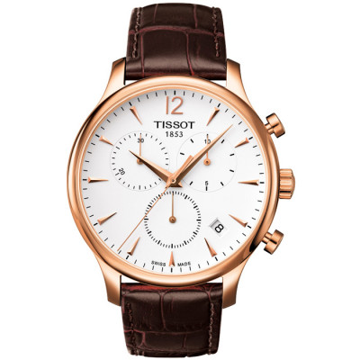 TISSOT TRADITION QUARTZ 42MM MEN'S WATCHES  T063.617.36.037.00