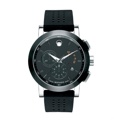 MOVADO MUSEUM SPORT QUARTZ 44MM MEN'S WATCH 606545
