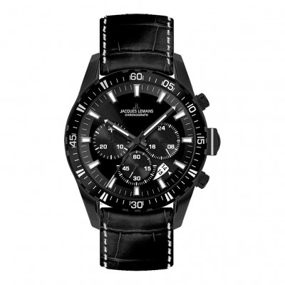 JACQUES LEMANS MONTREAL 41MM MEN'S 1-1801F