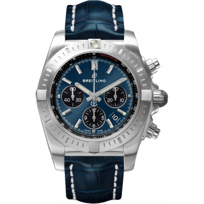 BREITLING CHRONOMAT B01 CHRONOGRAPH 44MM MEN'S WATCH AB0115101C1P1