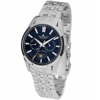 JACQUES LEMANS SPORT 44MM  MEN'S 1-1901F