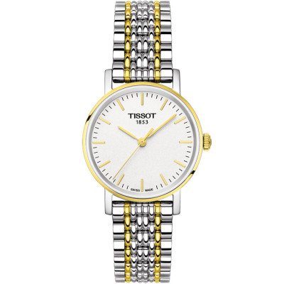 TISSOT EVERYTIME 30MM LADIES WATCH T109.210.22.031.00