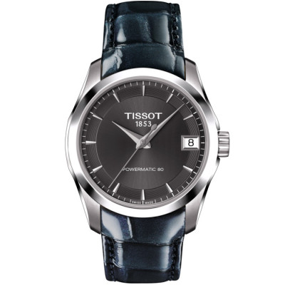 TISSOT COUTURIER 32MM LADY'S WATCH   T035.207.16.061.00