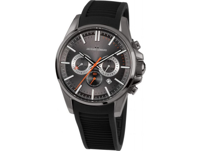 JACQUES LEMANS SPORT 44MM MEN'S 1-1799M