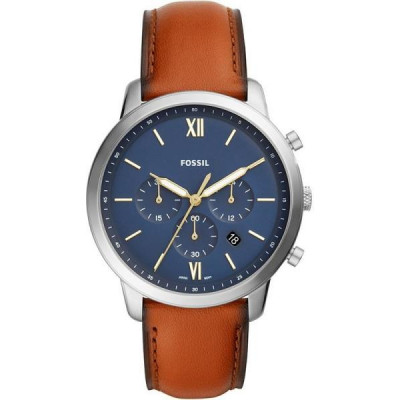 FOSSIL NEUTRA CHRONO 44MM MEN'S WATCH FS5453