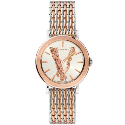 VERSACE VIRTUS 37MM LADIES WATCH VEHC00519