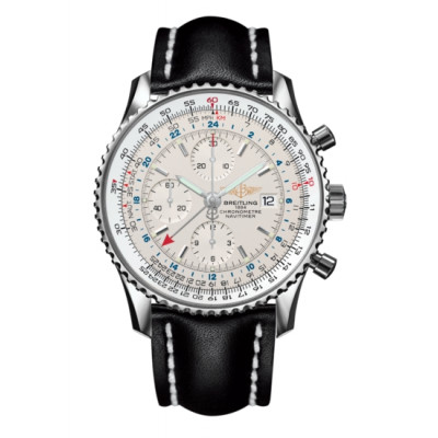 BREITLING NAVITIMER WORLD AUTOMATIC  46MM MEN'S WATCH A2432212/G571/441X