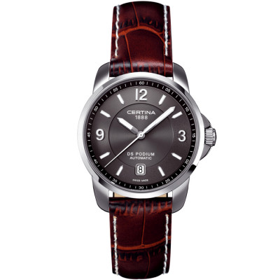 CERTINA DS PODIUM AUTOMATIC 38MM MEN'S  WATCH C001.407.16.087.00