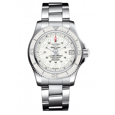 BREITLING SUPEROCEAN II 36 AUTOMATIC  LADIES WATCH A17312D2/A775/179A