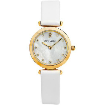 PIERRE LANNIER WEEK-END LINGE PURE 26MM LADY'S WATCH  031L590