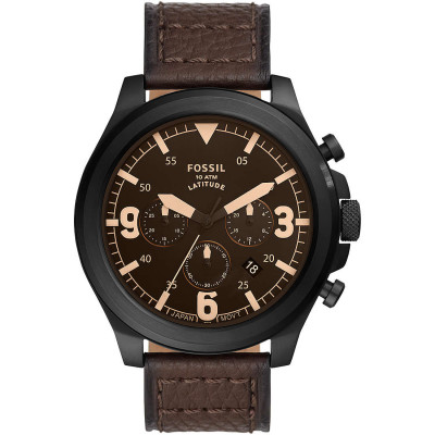 FOSSIL LATITUDE 50MM MEN'S WATCH  FS5751